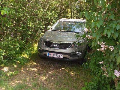 gebraucht Kia Sportage Active SUV / Geländewagen,