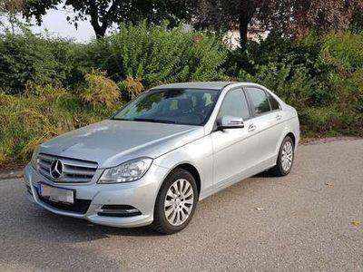 gebraucht Mercedes C180 CDI A-Edition BlueEfficiency Aut.