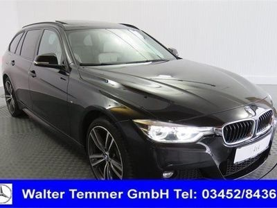 gebraucht BMW 320 d xDrive Touring Autom.