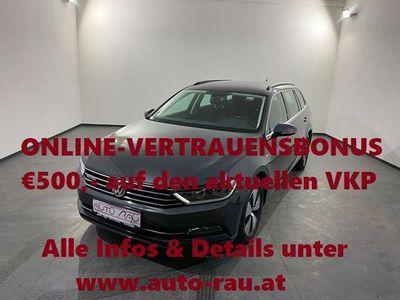 gebraucht VW Passat Variant 2.0 TDI CL BMT DSG
