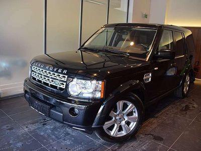gebraucht Land Rover Discovery 4 3,0 TdV6 HSE DPF Aut., 211 PS, 5 Türen, Automatik