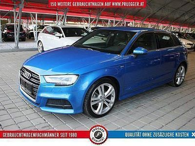 gebraucht Audi A3 Sportback 30 TFSi S-LINE SPORTPAKET NAVI