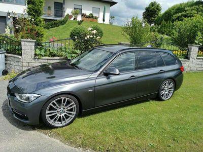 gebraucht BMW 316 3er-Reihe Kombi Diesel (F31) Touring Sport Line