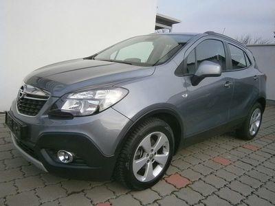 gebraucht Opel Mokka X Mokka 1,7 CDTI Ecotec Edition Start/Stop System, 131 PS, 5 Türen, Schaltgetriebe