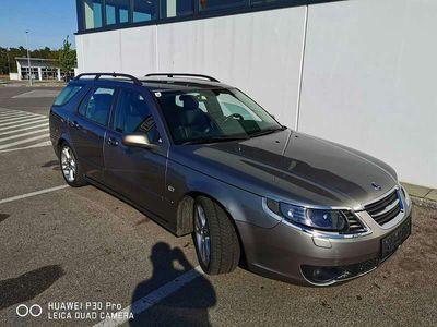 gebraucht Saab 9-5 AERO 2.3 16v Turbo 260ps Öamtc pickerl neu Kombi / Family Van