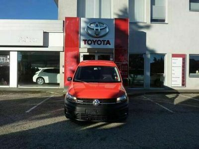 gebraucht VW Caddy Kombi 2,0 TDI *NAVI*PDC* Kombi / Family Van