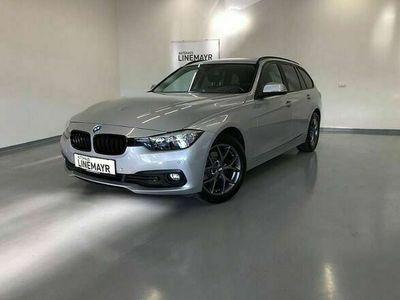gebraucht BMW 318 d Touring Automatik