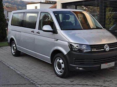 gebraucht VW Multivan T6 T6 LR TDI 4motion EPH+SITZHZG+AHV, 150 PS, 5 Türen, Schaltgetriebe