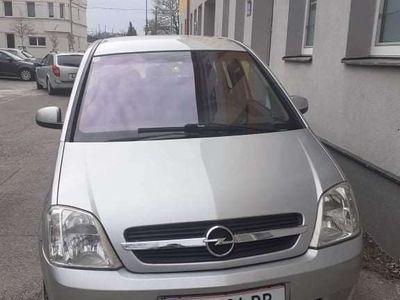 gebraucht Opel Meriva Klein-/ Kompaktwagen