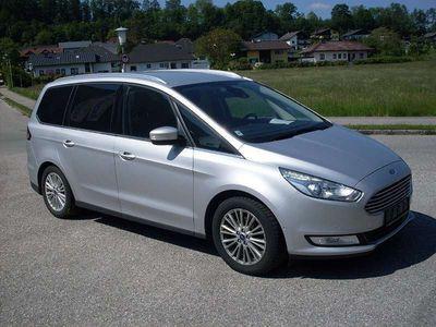 gebraucht Ford Galaxy Titanium 2,0 Kombi / Family Van