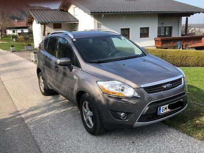 gebraucht Ford Kuga 2,0 Titanium 4x4 TDCI DPF Aut. SUV / Geländewagen,