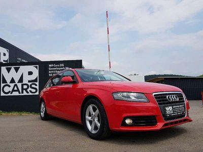 gebraucht Audi A4 Avant 2,0 TDI DPF Kombi / Family Van,