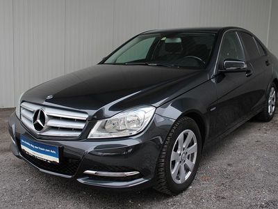 gebraucht Mercedes C180 CDI A-Edition BlueEfficiency Aut. Navigation PDC Sitzh