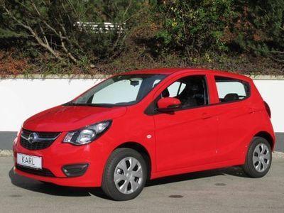 gebraucht Opel Karl 1,0 Ecotec Edition Start/Stop