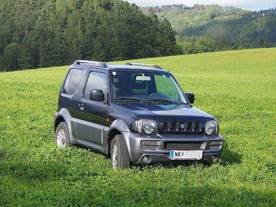 """gebraucht Suzuki Jimny 1,3 VX """"Mode 3"""" (Joy Ausstattung) SUV / Geländewagen"""