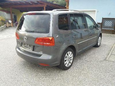 gebraucht VW Touran Sky 1,6 BMT TDI DPF