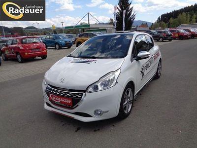 used Peugeot 208 1,6 THP 200 GTI Limousine,