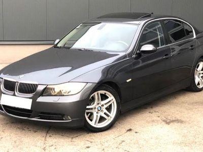 gebraucht BMW 330 3er-Reihe Diesel (E90) Aut.