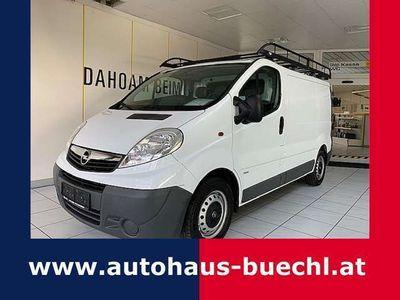 gebraucht Opel Vivaro Kastenwagen L1H1 2,0 CDTI 2,9t DPF