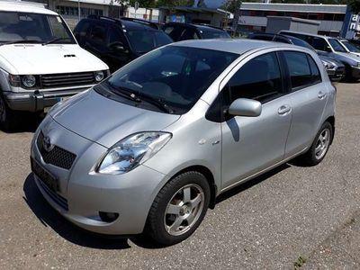 gebraucht Toyota Yaris 1,4 D-4D 90 Luna Klima Euro4