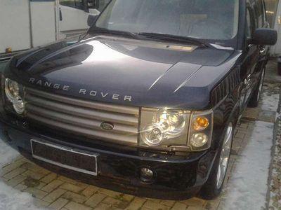 gebraucht Land Rover Range Rover 4,4 Vouge V8 SUV / Geländewagen,
