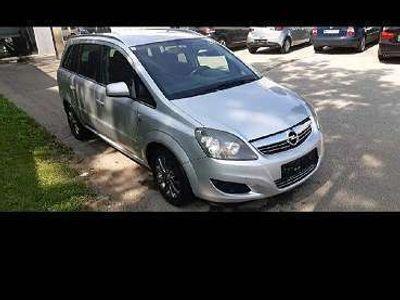 gebraucht Opel Zafira 1.7 cdti Kombi / Family Van