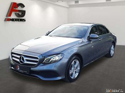 gebraucht Mercedes E220 Avantgarde Aut./Navi/Leder/Kamera/SHZ/1.Besitz.