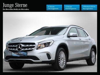 gebraucht Mercedes GLA200 d Austria Edition *Navi*LED*Rueckfahrkamera*