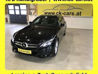 gebraucht Mercedes C180 Avantgarde***ANHÄNGEKUPPLUNG NAVI XENON LED***