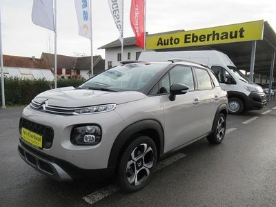 gebraucht Citroën C3 Aircross PT 110 EAT6 Shine Aut. *Navi *R-Kamera