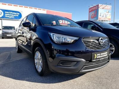 gebraucht Opel Crossland X 1,2 Turbo ECOTEC Direct Injection Edition St./St