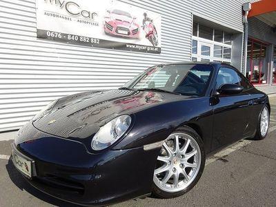 gebraucht Porsche 911 Carrera Coupé Targa Sportwagen / Coupé,