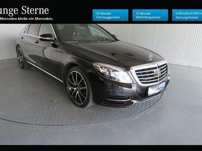 gebraucht Mercedes S350 S-Klassed 4Matic Aut. Limousine,