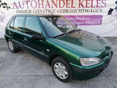 gebraucht Peugeot 106 ZEN II EL Fenster**Nur: 90TKM**4Türig