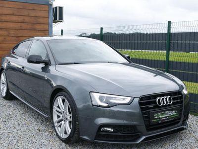 "gebraucht Audi A5 Sportback 2,0 TDI quattro Sport S-tronic "" 3 X Sline"