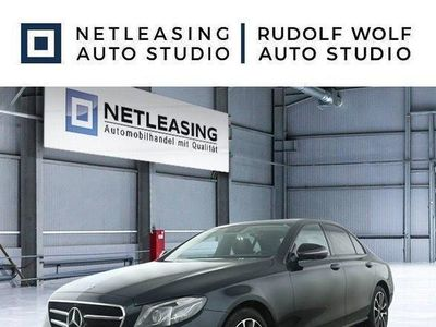gebraucht Mercedes E220 4M Avantgarde+Exclu+Night+Multib+ILS+PSD