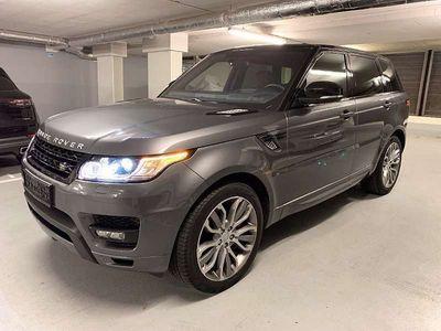 gebraucht Land Rover Range Rover Sport 3,0 SDV6 HSE Dynamic 306PS SUV / Geländewagen,