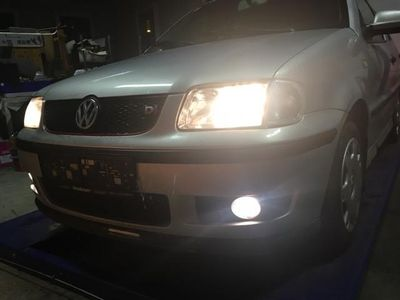 gebraucht VW Polo Comfortline 1,4 TDI PD