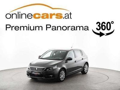 gebraucht Peugeot 308 1.2 PureTech NAVI OPENSKY SHZ