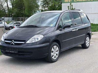 gebraucht Citroën C8 2,2 HDi 16V Navigateur/EXPORT Kombi / Family Van