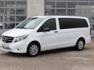 gebraucht Mercedes Vito 114 Tourer SELECT lang 594046 Kombi / Family Van,