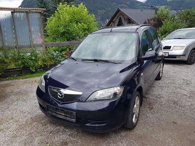 gebraucht Mazda 2 1.5l Comfort klima euro 4 Perfekt Fix preis