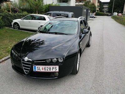 gebraucht Alfa Romeo 159 2.2 JTS Sportwagon Kombi / Family Van,