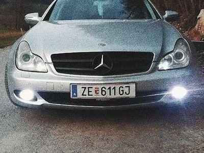 gebraucht Mercedes CLS320 CDI Sportwagen / Coupé