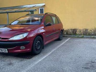 gebraucht Peugeot 206 HDi eco 90 Presence