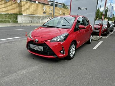 gebraucht Toyota Yaris 10 VVT-i Active
