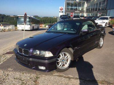 brugt BMW 318 Cabriolet i