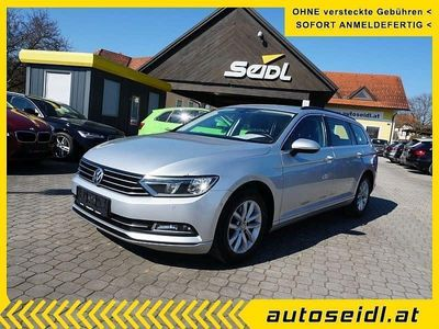 gebraucht VW Passat Variant Comfortline 1,6 TDI DSG *NAVI+KAMERA+ACC*