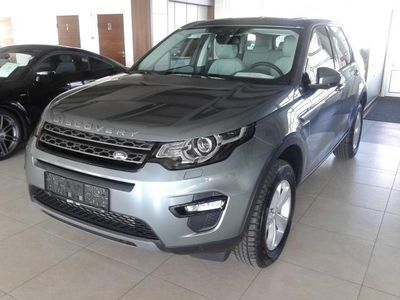 brugt Land Rover Discovery Sport 2,2 TD4 4WD SE Aut.