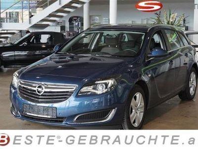 gebraucht Opel Insignia ST CDTI 2.0 Edition Navi PDC Tempomat Kli